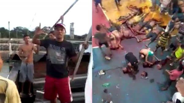 La masacre de año nuevo en la cárcel de Manaos