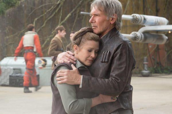 Carrie Fisher, famosa por su papel como la princesa Leia en Star Wars, falleció el pasado mes de diciembre tras sufrir un infarto en un vuelo de Londres a Los Ángeles