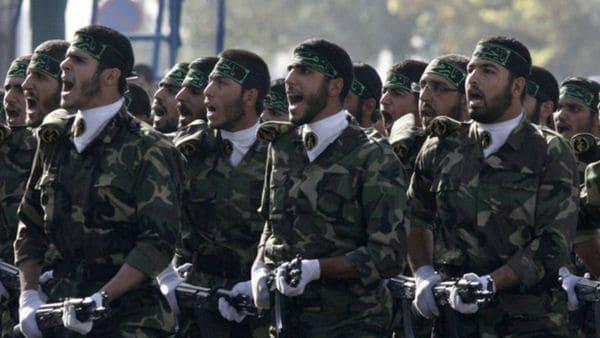 Las naves iraníes implicadas en el incidente pertenecen a la Guardia Revolucionaria, una organización paramilitar que responde al líder supremo