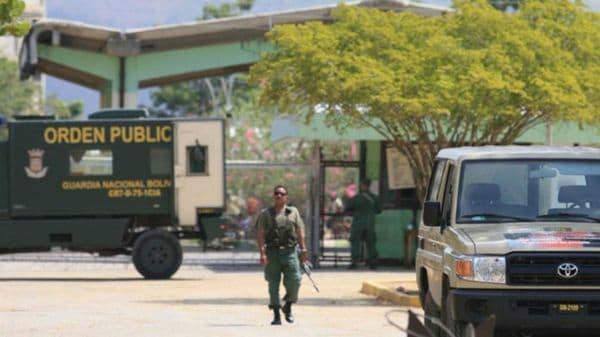 El hecho se registró en la cárcel José Antonio Anzoátegui, ubicada en Barcelona, a 245 kilómetros al este de Caracas