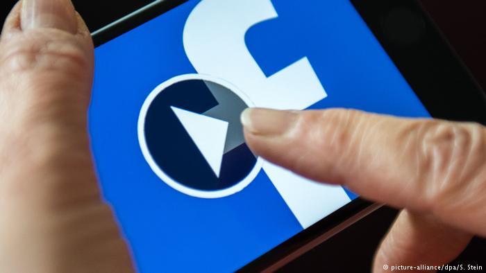 Symbolbild - Facebook Live (picture-alliance/dpa/S. Stein)