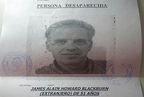 James Alain Howard Blackburn