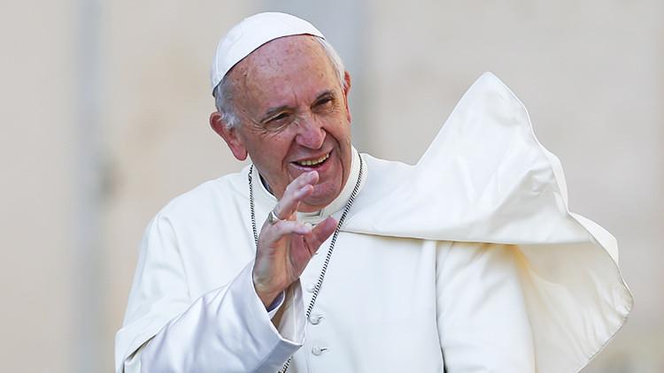Papa Francisco en una charla TED: