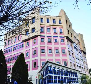 En edificio ex-Usaid funcionan oficinas de tres ministerios