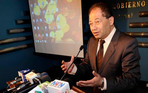 El ministro de Gobierno, Carlos Romero. Foto: Archivo de La Razón
