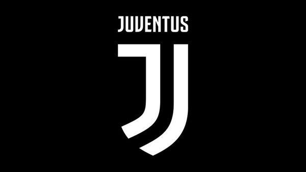 El nuevo escudo de la Juventus de Italia causó polémica en su presentación