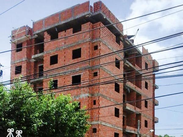 Así lucía el edificio antes de colapsar. (Cortesía El Tiempo)