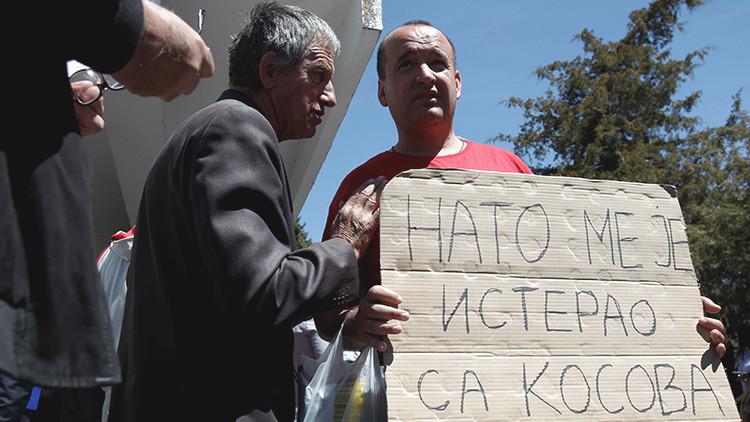 EN VIVO: Protestas en Montenegro contra la adhesión del país a la OTAN