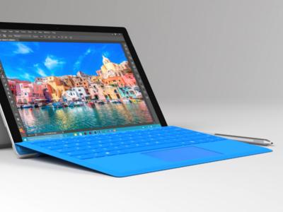 Resultado de imagen de Los ingresos por las Surface de Microsoft caen un 26%, ¿dónde está el Surface Pro 5?