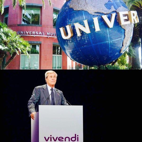 Vincent Bolloré, presidente del conglomerado francés Vivendi propietario de Universal Music Group, compartió los auspiciosos resultados en una reciente reunión de accionistas que tuvo lugar en Paris