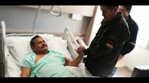 """""""Ese desgraciado fue el que mató al teniente"""", afirmó el cabo Castro"""
