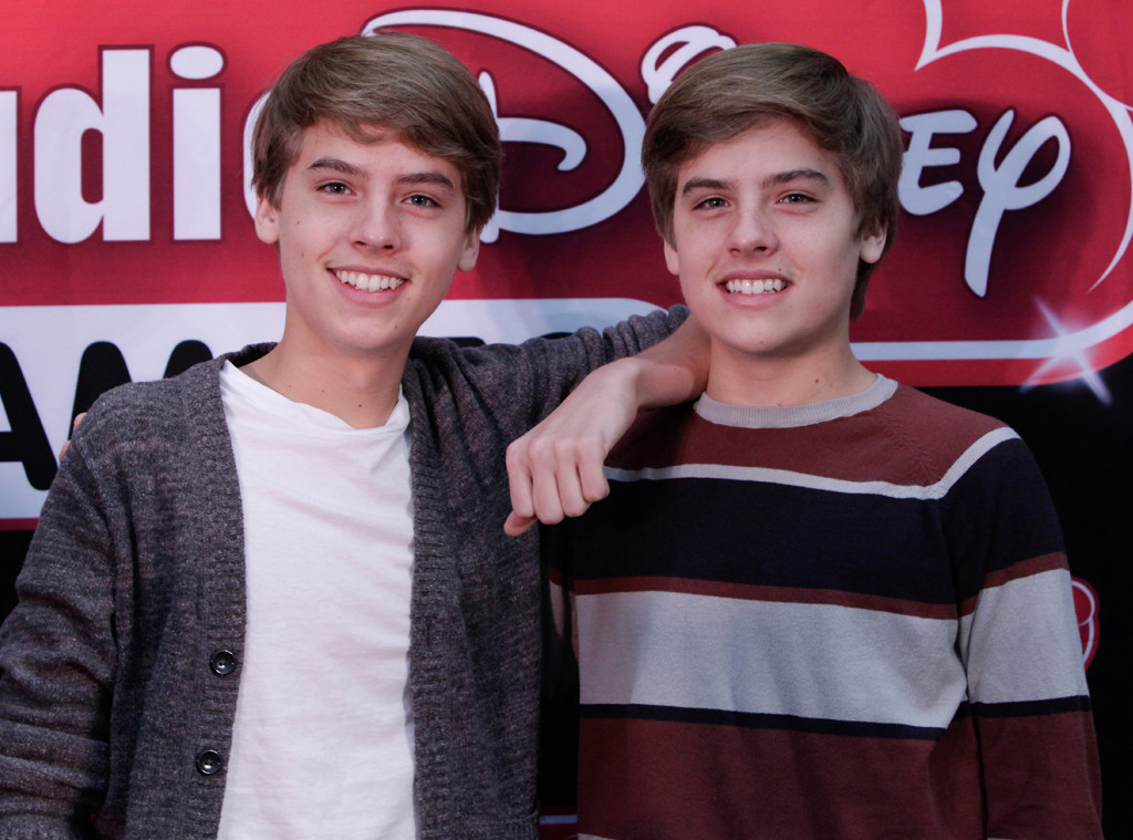 Cole Sprouse, Dylan Sprouse
