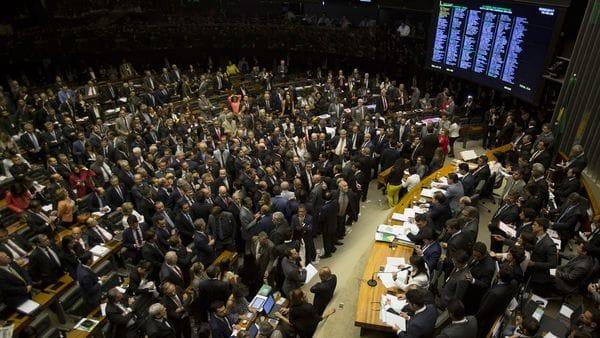 El Congreso de Brasil rechazó la acusación contra Temer por la grabación de Joesley Batista (EFE)