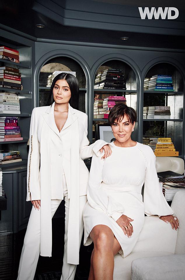 Kylie Jenner, Kris Jenner, WWD
