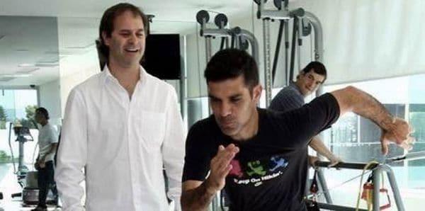 El argentino Luis Horacio Fossati, uno de los socios de Márquez (Foto: Facebook)