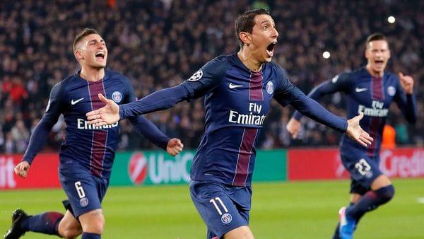 Ángel Di María también será titular en el PSG (AP)