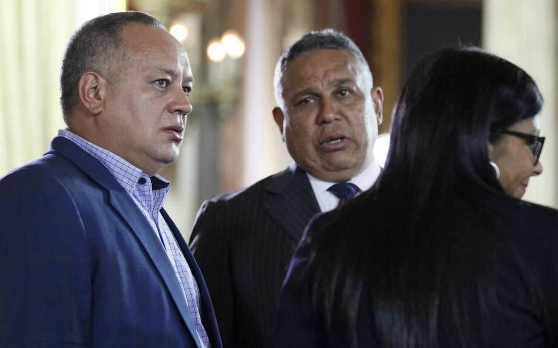 Empleado de embajada de EEUU es arrestado en Venezuela tras preguntar sobre Diosdado Cabello