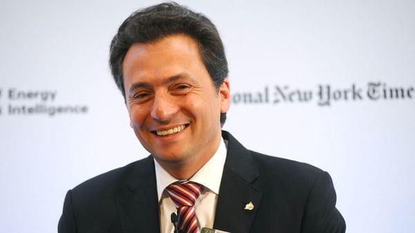 Emilio Lozoya Austin fue coordinador de asuntos interncionales de la campaña priista. (Foto: Getty)