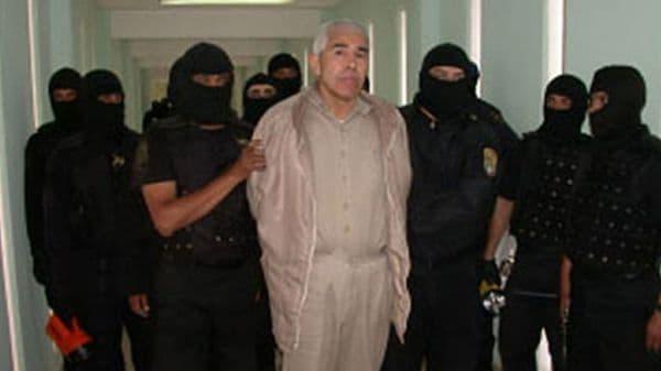 Rafael Caro Quintero, uno de los primer narcos de Sinaloa que llegó al estado.