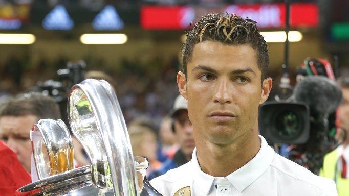Cristiano, de cara a una nueva temporada.