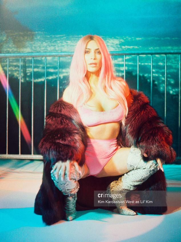 Kim Kardashian, CR Fashion Book, Issue 11