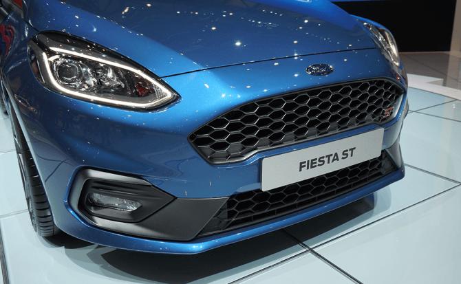 Ford quiere ir a por todas en el mercado del coche eléctrico