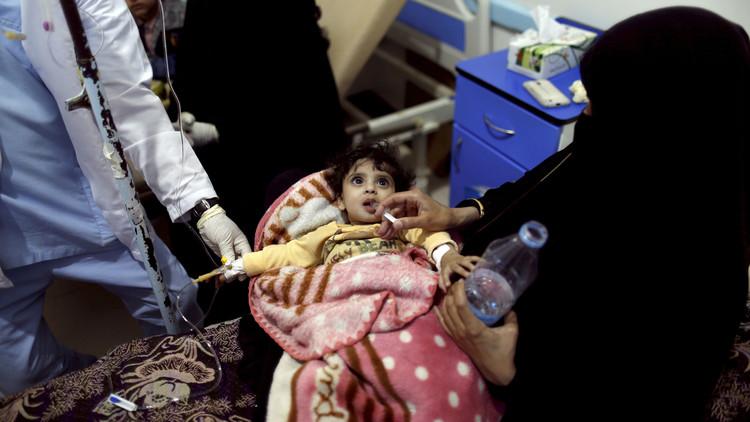 2.000 muertes por cólera en la 'guerra olvidada' de Yemen