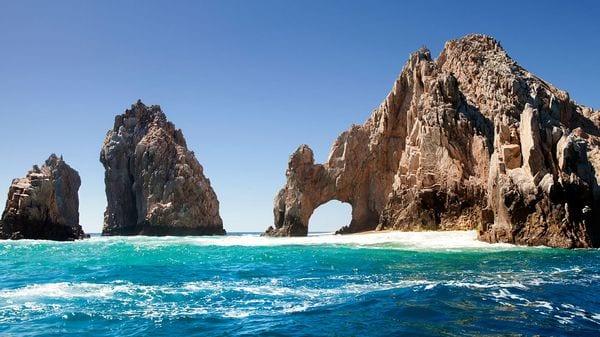 Los Cabos es una playa preferida por grandes estrellas de Hollywood.