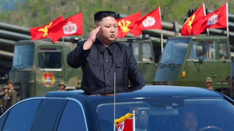 Corea del Norte amenaza al Reino Unido con