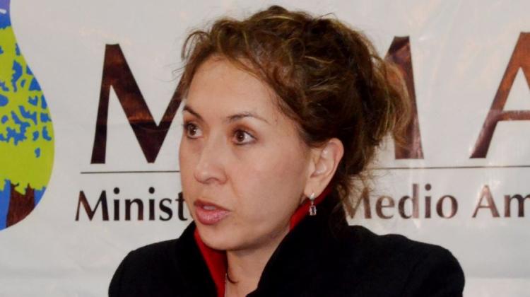 Alexandra-Moreira-Lopez-Ministra-de-Medio-Ambiente-y-Aguas