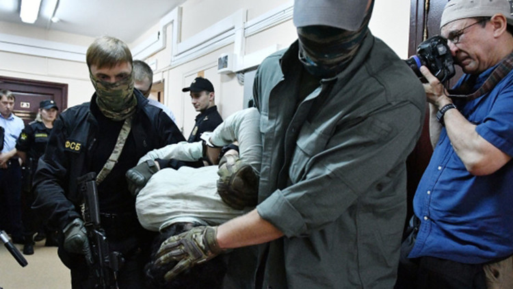 Detienen a dos miembros del EI sospechosos de preparar atentados en Moscú el 1 de septiembre