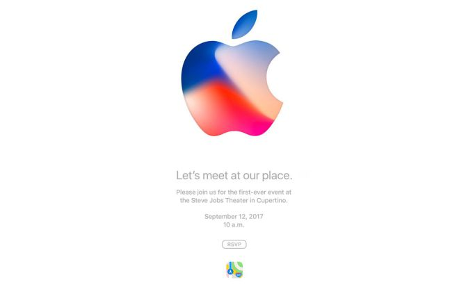 Apple desvela la fecha de presentación del iPhone 8, este 12 de septiembre