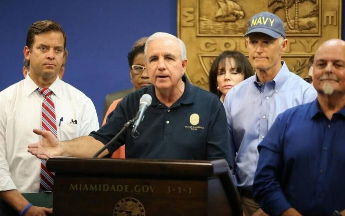 Ordenan evacuaciones en algunas zonas de Miami-Dade ante amenaza de huracán Irma
