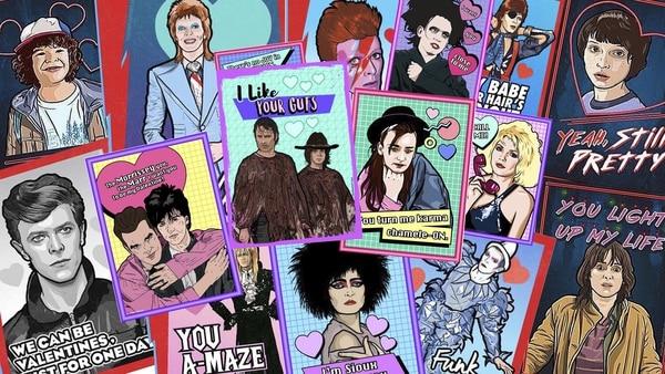 Por un Día de los Enamorados más pop