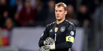 Neuer estará en el Mundial