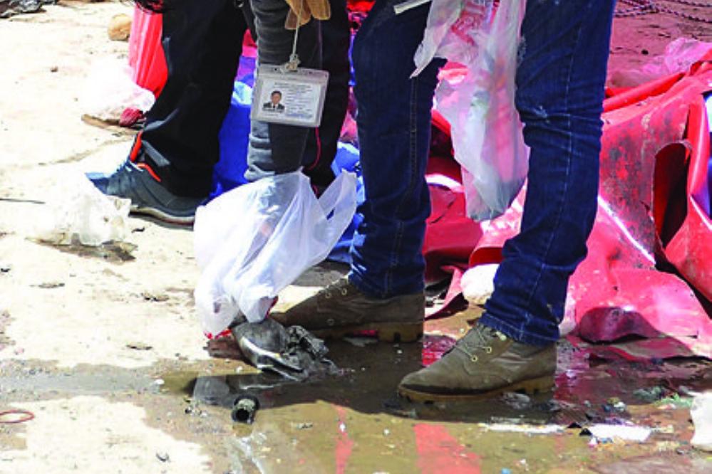 Dinamita que explotó el sábado salió de Fanexa, según Quiroga