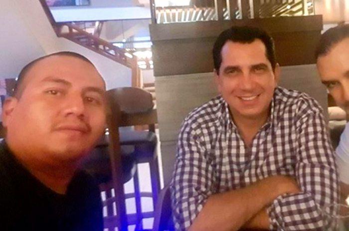 JUAN FRANZ PARI Y JUAN CARLOS GOTT, AMBOS IMPLICADOS EN LA MILLONARIA ESTAFA AL BANCO UNIÓN.
