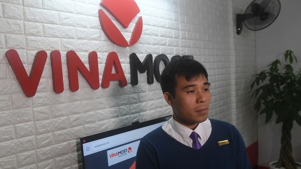 Vinamost es la empresa líder en proveer este servicio (AFP)