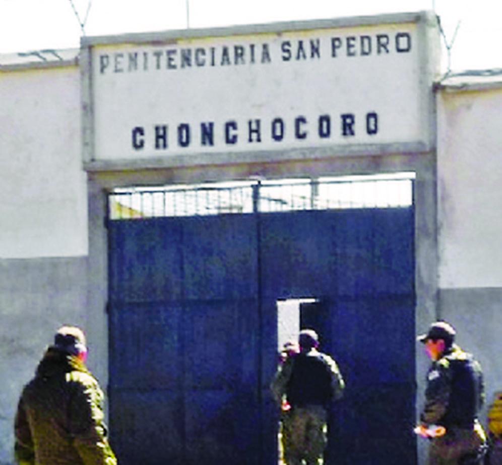 Resultado de imagen para centro penitenciario chonchocoro la paz