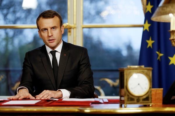 """Francia intenta así crear el marco propicio para que el """"progreso técnico y humano"""" llegue sin caer en la """"distopía"""" y haciendo frente a """"todas sus controversias"""""""