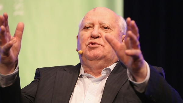 Mijail Gorbachov (Getty)