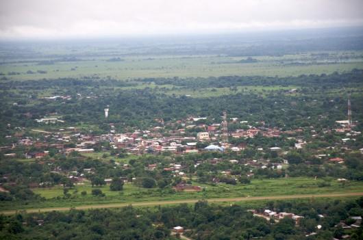Poblaciones del Beni