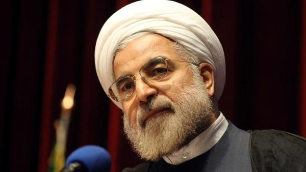 Hassan Rohani fue reelecto presidente de Irán en 2017 (AFP)