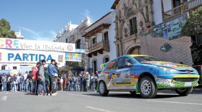 La Federación Boliviana de Automovilismo Deportivo decidió postergar la carrera hasta que existan las condiciones de...