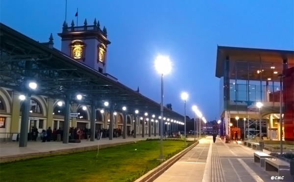 Museo Ferroviario en la Estación central - Linea roja del Teleférico