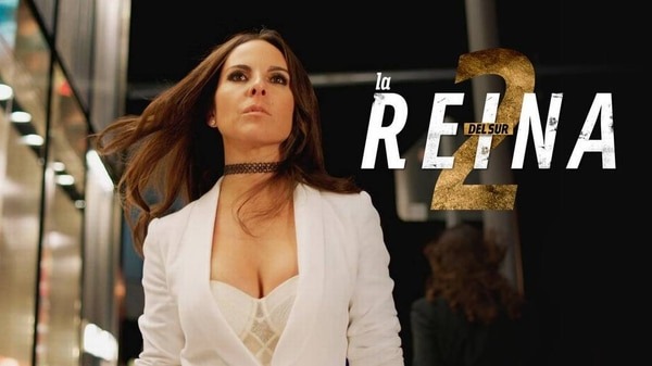 La Reina del Sur 2, el éxito mundial de Telemundo, se reanuda con el regreso de Teresa Mendoza (Kate del Castillo), quien después de convertirse en una de las mayores narcotraficantes en España, y desaparecer, ahora se ve obligada a regresar a este peligroso mundo para salvar la vida de su hija.