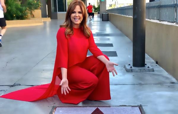 La presentadora de Al Rojo Vivo, María Celeste Arrarás, es una exitosa periodista ganadora del premio Emmy.