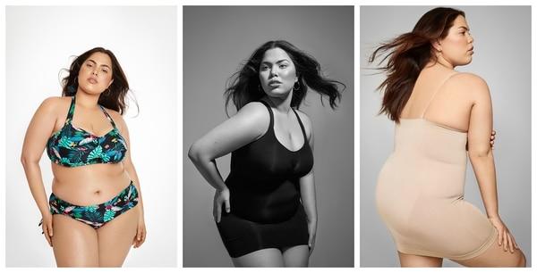 María Jiménez Pacífico, la modelo colombiana de talla grande con mayor reconocimiento internacional (Foto Kári Sverris).