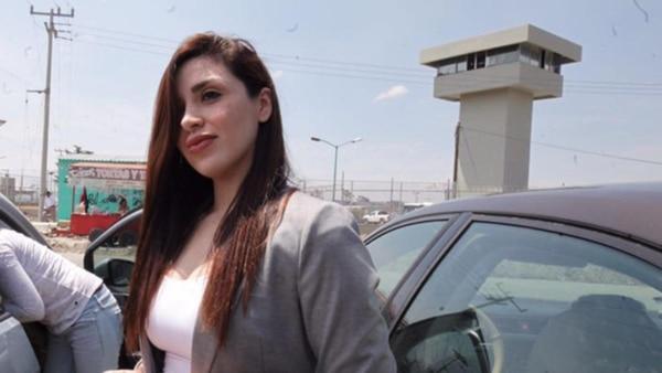 """Emma Coronel, la actual esposa de Joaquín """"El Chapo"""" Guzmán"""