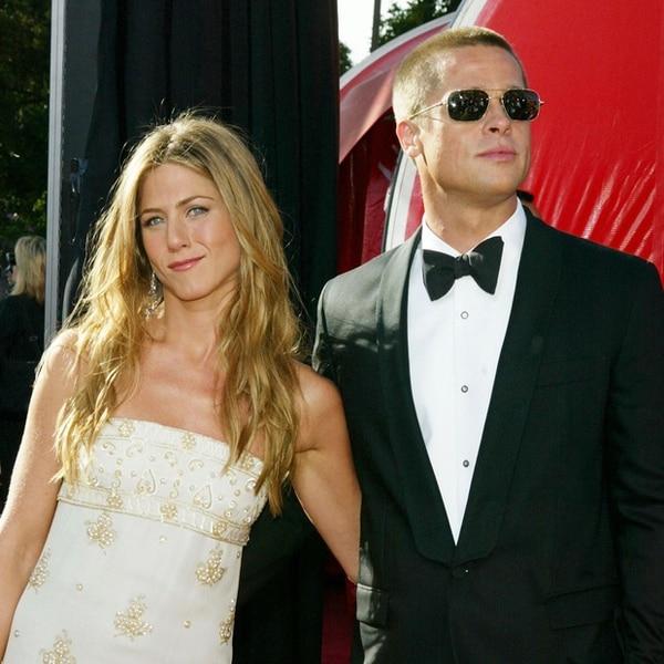 Jennifer Aniston se casó con Brad Pitt el 29 de julio de 2000